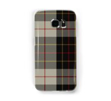 00396 Brodie Fashion Tartan  Samsung Galaxy Case/Skin