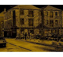 The Barbican Of Plymouth Photographic Print