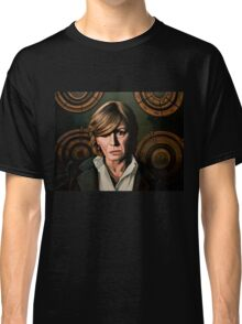 Marianne Faithfull Painting Classic T-Shirt