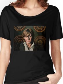 Marianne Faithfull Painting Women's Relaxed Fit T-Shirt