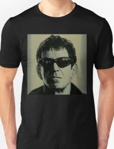 Lou Reed Painting T-Shirt