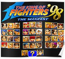The King of Fighters '98 (Neo Geo) Poster