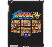 The King of Fighters '98 (Neo Geo) iPad Case/Skin