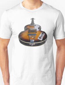 Bass Guitar Violin Beatle Bass Unisex T-Shirt