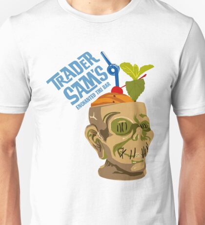 Tiki Bar Unisex T-Shirt