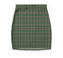 00410 Brown Watch Tartan Mini Skirt