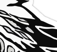 Air Gear Sabeltiger Stiker Sticker