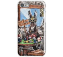 Burros Wild  iPhone Case/Skin