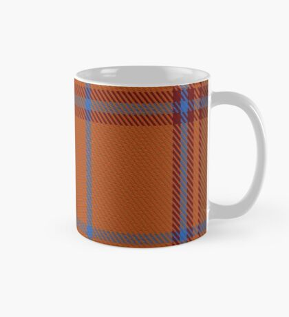 00424 A Star is Born Tartan  Mug