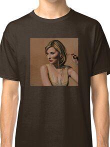 Cate Blanchett painting Classic T-Shirt