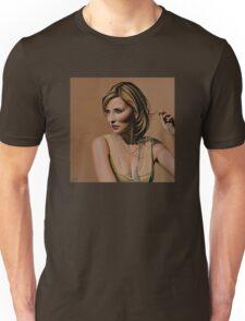 Cate Blanchett painting Unisex T-Shirt