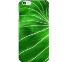 Veins and Leaf iPhone Case/Skin