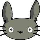 Totoro by demonkourai