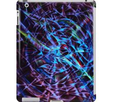 EXPLOSION OF THOUGHT iPad Case/Skin