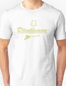 Djentleman Guitar Logo T-Shirt