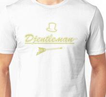 Djentleman Guitar Logo Unisex T-Shirt