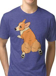 I'm Not Fat, I'm Fluffy Tri-blend T-Shirt