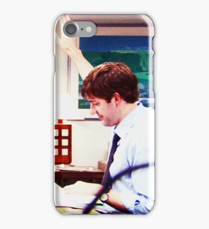 Jim & Pam Matching Cases - Jim iPhone Case/Skin