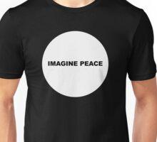 Imagine Peace Unisex T-Shirt