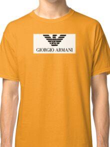 Giorgio Armani merchandise Classic T-Shirt