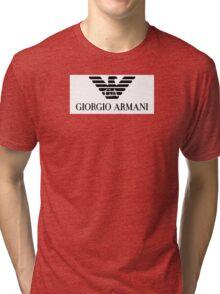 Giorgio Armani merchandise Tri-blend T-Shirt