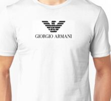 Giorgio Armani merchandise Unisex T-Shirt