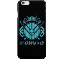 Lagertha Vikings Shieldmaiden iPhone Case/Skin