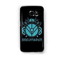 Lagertha Vikings Shieldmaiden Samsung Galaxy Case/Skin