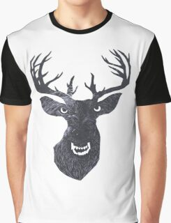 Wolfdeer Graphic T-Shirt