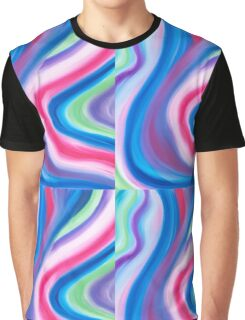 The Groove Energy Painting  Graphic T-Shirt