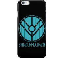 Viking Warriors - Lagertha Shieldmaiden iPhone Case/Skin