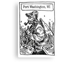 Port Washington Metal Print