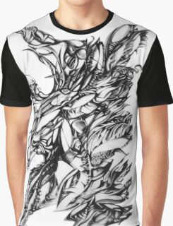 BLACK GARDEN  Graphic T-Shirt