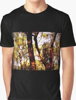Climbing High Graphic T-Shirt