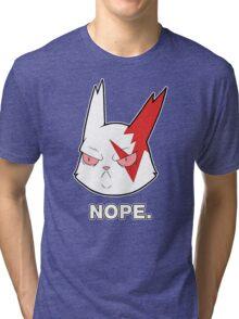 Grumpy Zangoose Tri-blend T-Shirt