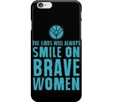 ShieldMaiden Lagertha Brave Women iPhone Case/Skin
