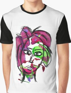 Colorful by WhimsicalColorfulYou Graphic T-Shirt