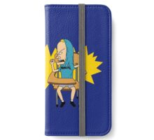 I AM THE GREAT CORNHOLIO! iPhone Wallet/Case/Skin