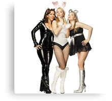 Mean Girls Halloween Party Canvas Print