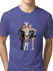 Mean Girls Halloween Party Tri-blend T-Shirt