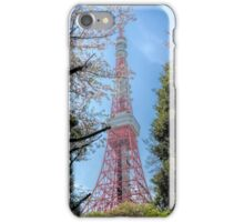 Tokyo tower iPhone Case/Skin