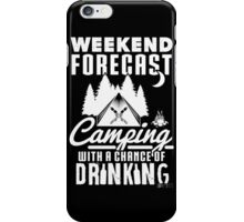 Weekend Forecast iPhone Case/Skin