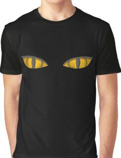 Eyes in the dark Graphic T-Shirt