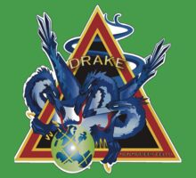 NROL-38 (Drake) Program Logo Baby Tee