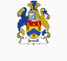 Jewell Coat of Arms / Jewell Family Crest Unisex T-Shirt