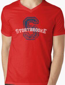 Storybrooke - Blue Mens V-Neck T-Shirt