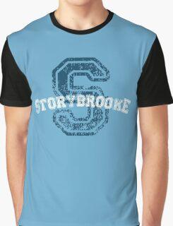 Storybrooke - Blue Graphic T-Shirt