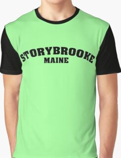 Once Upon a Time - Storybooke, Maine Graphic T-Shirt