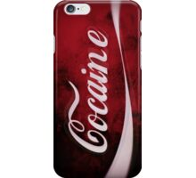 TRY COCAINE iPhone Case/Skin