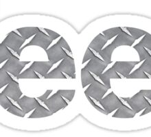 Jeep Diamond Plate Sticker